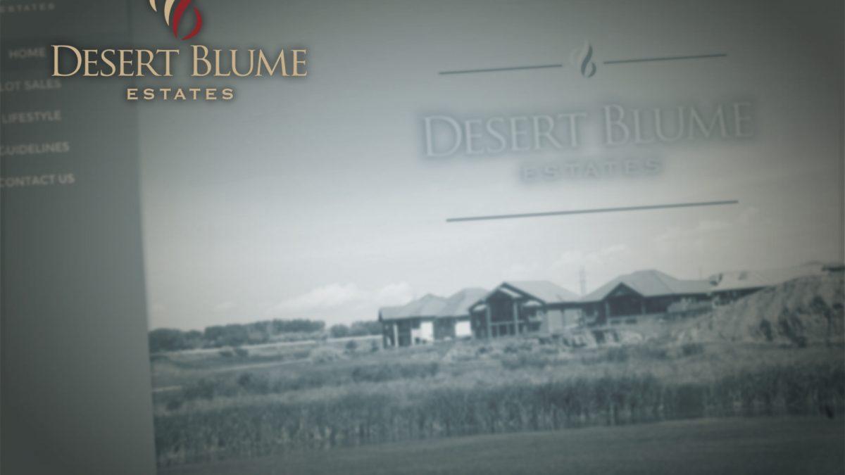 Desert Blume Estates