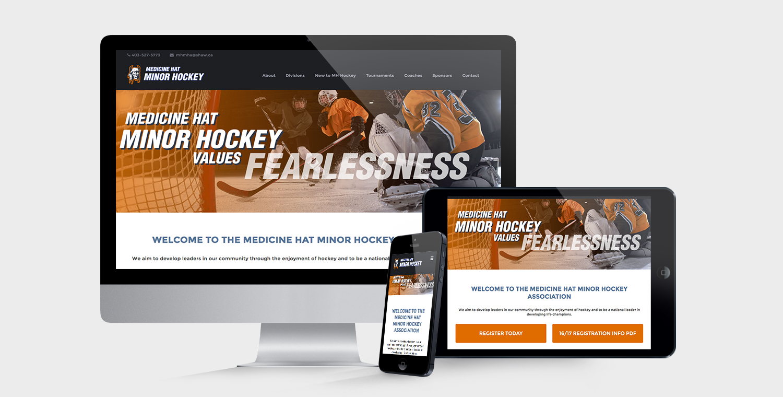 Medicine Hat Minor Hockey