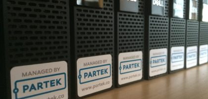 managed by partek