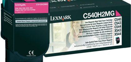 lexmark printer ink