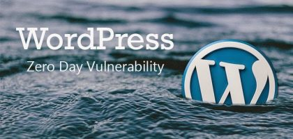 wordpress vulnerability